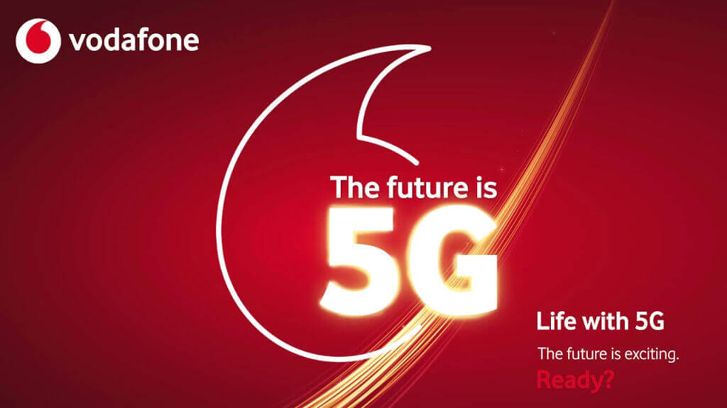 Vodafone's 5G coming soon? Get quality phone insurance from Tinhat co uk