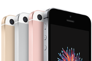 iPhone SE now available